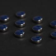 Pin Midnight blu